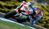 Leon Camier fastest on opening day of Superbike testing