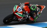 Sam Lowes sets a cracking pace in World SuperSPORT first qualifying