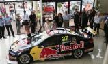 GALLERY: Casey Stoner's V8 Supercar launch
