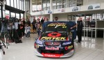 speedcafe stoner 32 150x86 GALLERY: Casey Stoners V8 Supercar launch