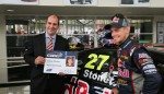 speedcafe stoner 89 150x86 GALLERY: Casey Stoners V8 Supercar launch