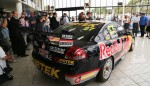 speedcafe stoner 98 150x86 GALLERY: Casey Stoners V8 Supercar launch