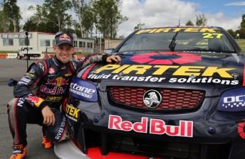 Casey Stoner nervous ahead of V8 Supercar debut
