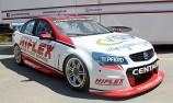 FIRST PICS: D'Alberto reveals new Holden warpaint