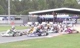 VIDEO: Highlights from opening round of CIK Stars of Karting