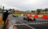 Morcom takes maiden F3 win at Bathurst