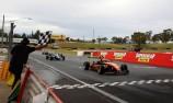 Morcom takes maiden F3 win at Bathurst