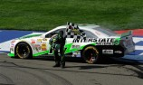 Kyle Busch wins in California after wild NASCAR finish