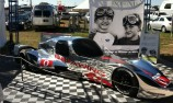 DeltaWing Coupe unveiled at Sebring