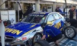 Betty Klimenko emotionally drained as AMG cars hit the track