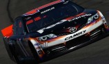 Denny Hamlin grabs California pole