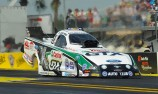 Castrol-baked John Force Racing driver Robert Hight takes it to Gatornationals semi-final