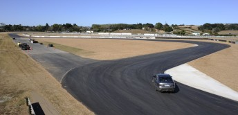 New back straight chicane. Pic: Ross Land