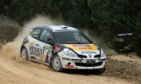 Renault wins opening day of National Capital Rally