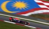 Sebastian Vettel wins bitter Red Bull battle in Malaysia