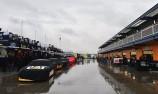 Brad Keselowski on pole after rain marrs Las Vegas round
