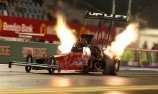 VIDEO: NHRA star Larry Dixon takes wild ride at Willowbank