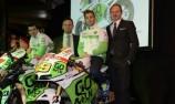 Wraps taken off Bryan Staring's MotoGP Gresini Honda