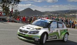 "Castrol-backed Skoda driver Jan Kopecký claims a hat-trick of ""Canary"" victories"