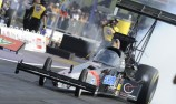 Rapisarda NHRA team narrowly misses out on semi-final berth