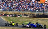 Macrow takes F3 points lead with Symmons sweep