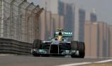 Hamilton scores pole as tyres dominate Shanghai qualifying