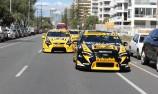 Finance EZI rolls out fleet of race cars on Surfers streets