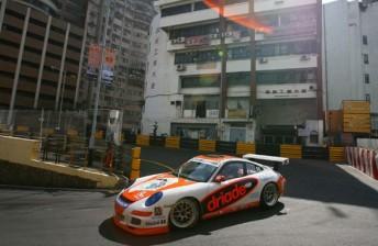 Carrera Cup Australia drivers score Macau invite