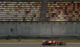 Massa edges Raikkonen in second Shanghai practice