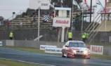Hansen takes maiden Kumho V8 win at Mallala