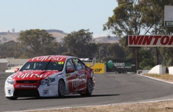 The Winton circuit hosted the V8 Supercars/Dunlop Series Championship round in November last year