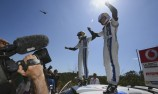 Ogier claims hat-trick of WRC wins in Portugal