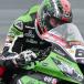 Sykes fastest in wet Q1 as Haslam breaks leg