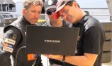 VIDEO: Bayliss and Patrizi test Porsche Cup car