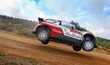 Dani Sordo fastest in WRC Portugal qualifying