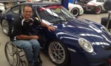 Paraplegic racer ready for GT3 debut at Mallala Shannons Nationals