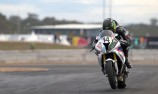 Glenn Allerton fastest in Australian Superbikes at Symmons Plains