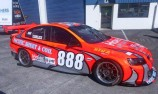 Historic Triple Eight V8 Supercar to race in Asia