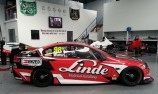 Familiar backer for Waters' Dunlop Series Holden
