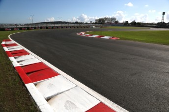 Kerbs at Pukekohe have been proving troublesome, arousing suspicion of tyre failure which hit Mark Winterbottom
