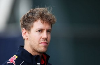Vettel on the offensive in Webber row