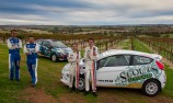 Coppin and Taylor spearhead Ford Rally SA attack