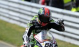 Sykes shoots to pole in Monza