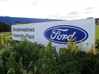 Ford announces end of the road for Falcon