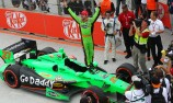 James Hinchcliffe wins nail-biter on streets of Sao Paulo
