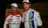 Ogier grabs the lead in Argentina