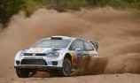 Sebastien Ogier puts a gap on the field in Argentina