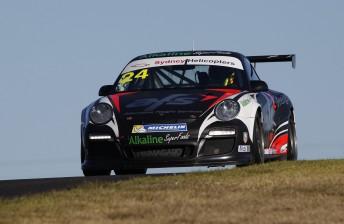 Tony Bates/Alex Davison fastest in Practice 2 at Rennsport meeting