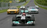VIDEO: Schumacher leads Mercedes display at Nurburgring
