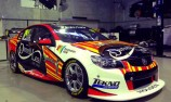 Revised livery for Webb Holden in US